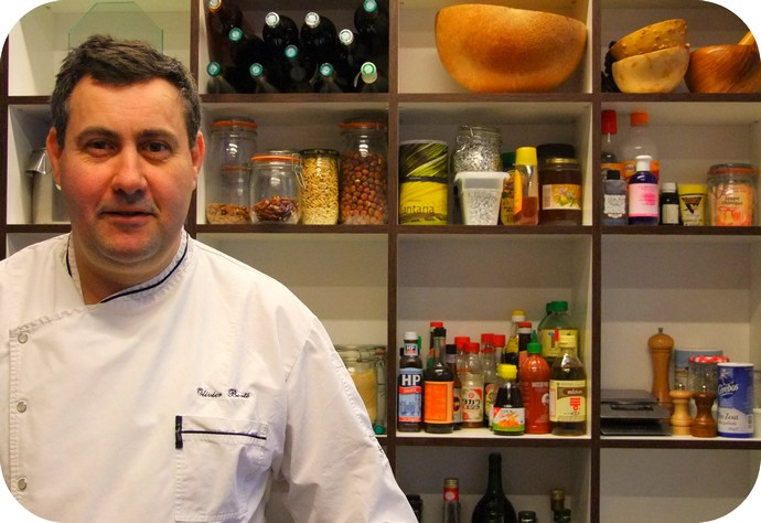 Olivier Berté - Chef