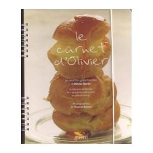 Le Cahier d'Olivier  Les recettes du chef
