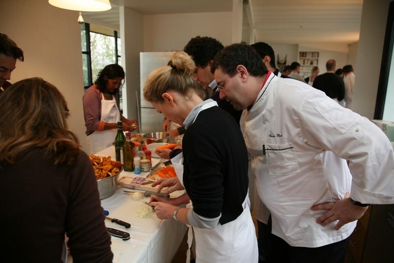 Entreprises cours de cuisine paris - Ateliers de cuisine paris ...