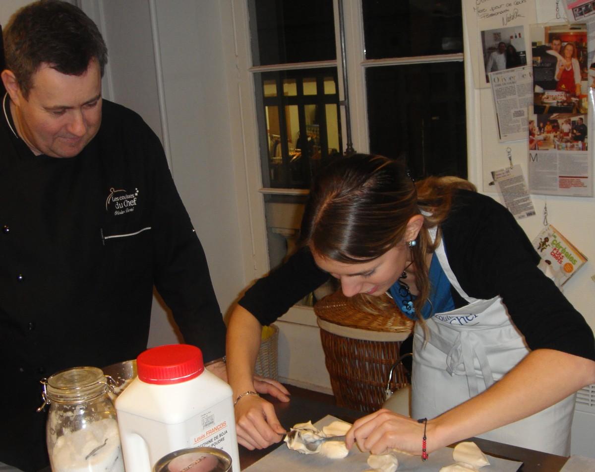 Le chef cours de cuisine paris - Cours de cuisine paris grand chef ...