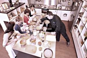 Atelier de cuisine Olivier Berté
